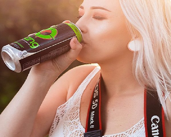 Energy Drink for Perfect Health