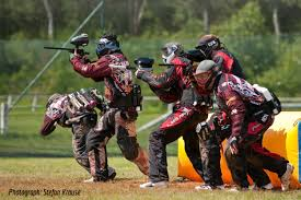 What is Paintball